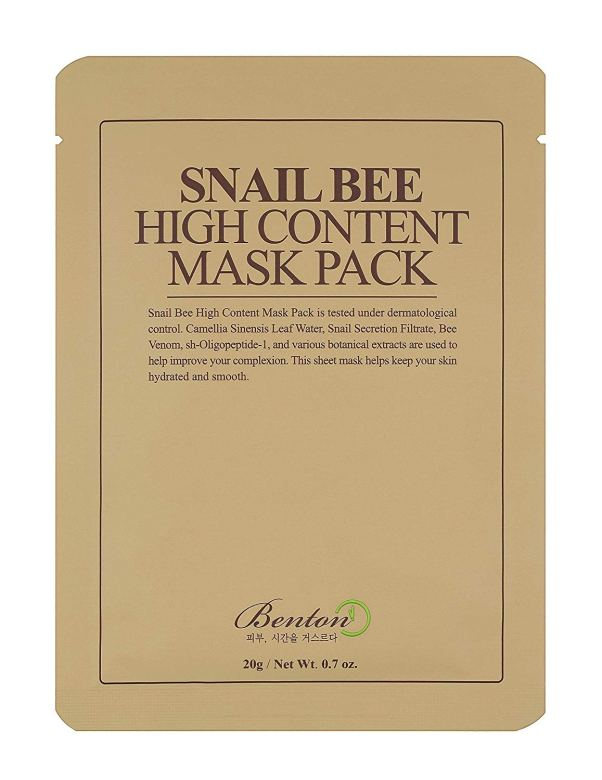 Benton Sheet Mask