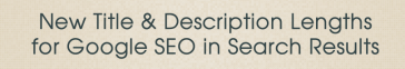 Cambios de Google para Títulos y Descripciones