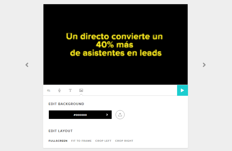 como disenar videos animaciones y documentos online