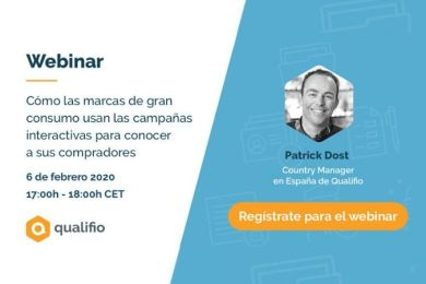 [Webinar] Cómo las marcas de gran consumo usan las campañas interactivas para conocer a sus compradores - Marketing 4 Ecommerce - Tu revista de marketing online para e-commerce
