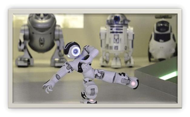 ¡No Robots!