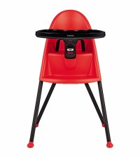 BabyBjrn High Chair - Red