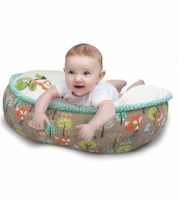 Boppy Pillow with Luxe Slipcover - Fox & Owls