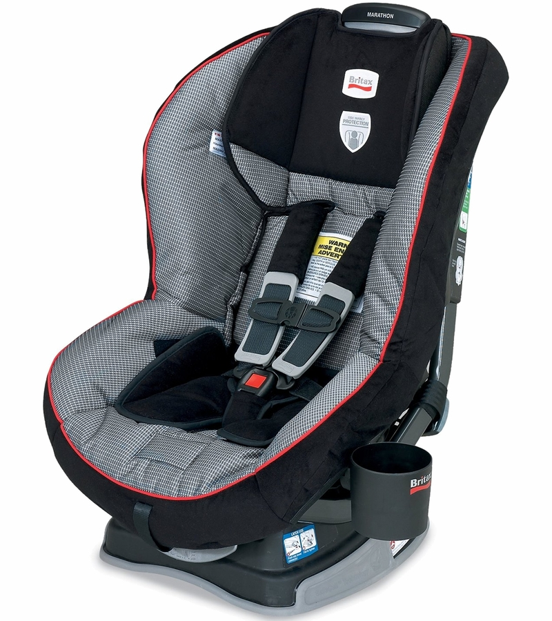 Britax Marathon G41 Convertible Car Seat  Jet Set