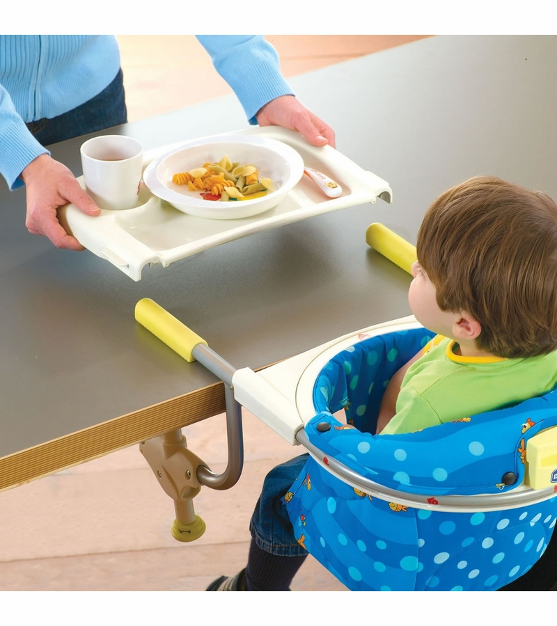 Chicco 360 Hook on High Chair  Romantic  D