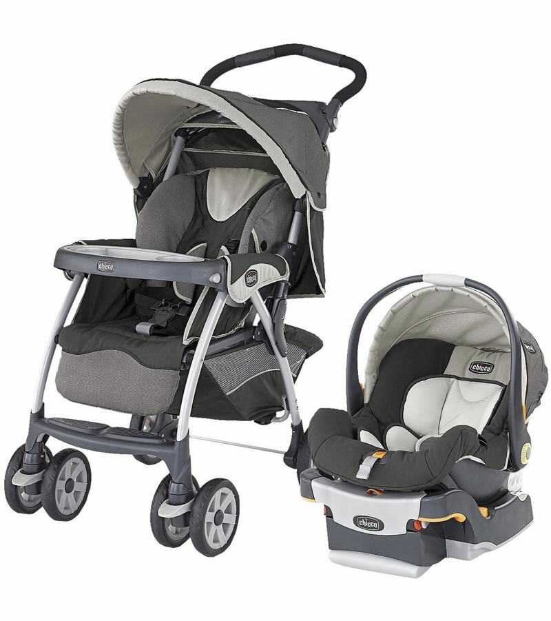 Chicco Cortina KeyFit SE Travel System  Perseo 2013
