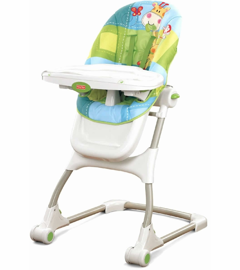 FisherPrice Discover n Grow EZ Clean High Chair