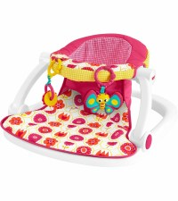 Fisher-Price Sit-Me-Up Floor Seat - Girl