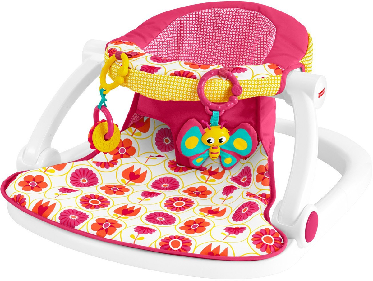fisher price sit and play chair diy hammock swing me up floor seat girl