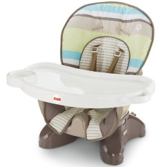 Albee Baby High Chair Rocking Chairs For Nursing Fisher Price Spacesaver Stripes