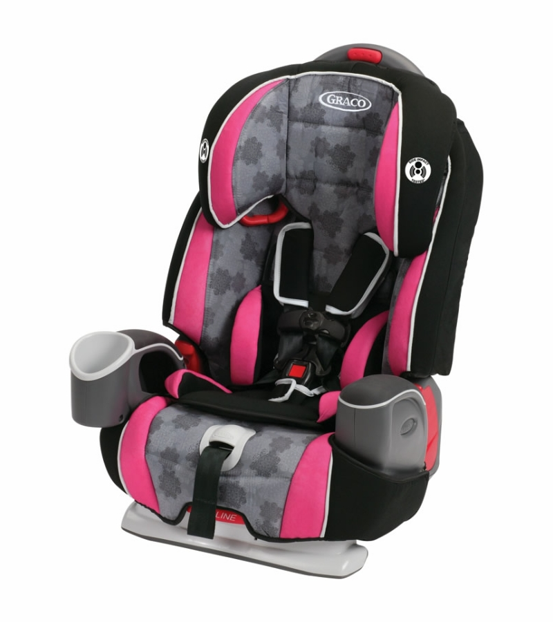 Graco Argos 65 3in1 Harness Booster Car Seat  Fiona