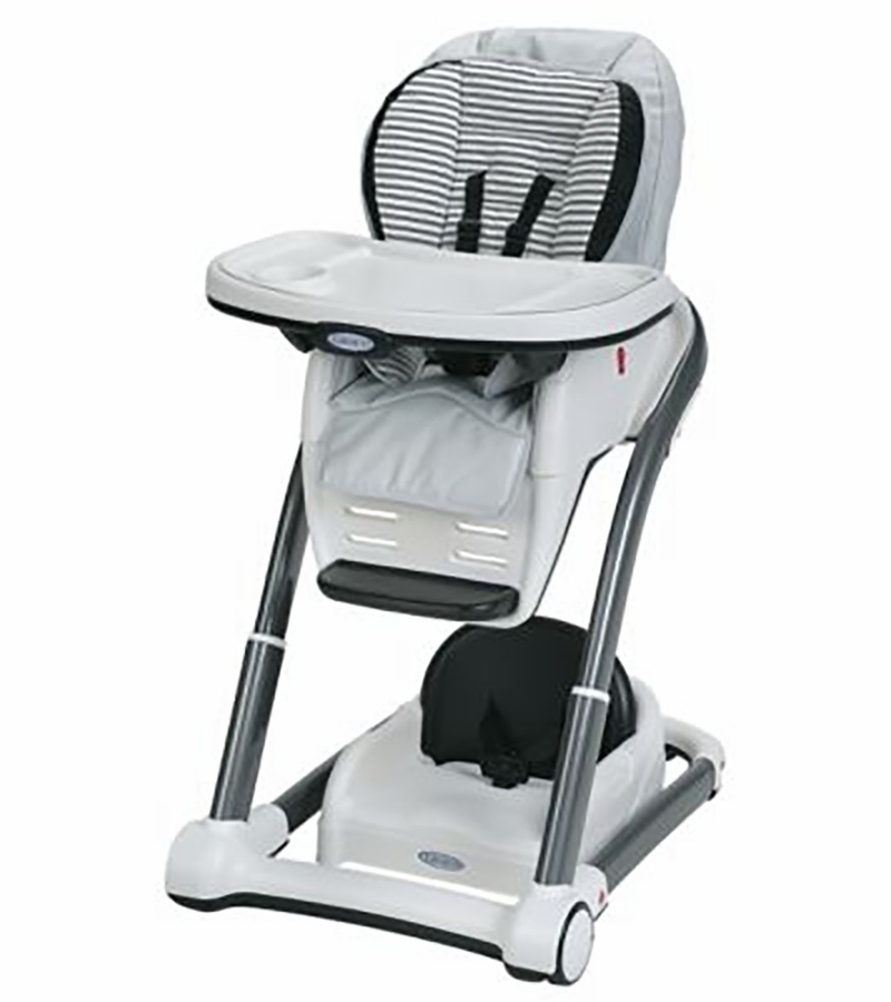 Graco Blossom 4in1 High Chair  Accel