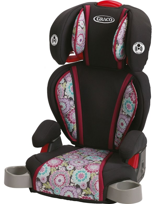 Graco Highback Turbobooster Car Seat - Elaina