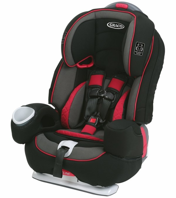 Graco Nautilus 80 Elite 3-in-1 Harness Booster Car Seat
