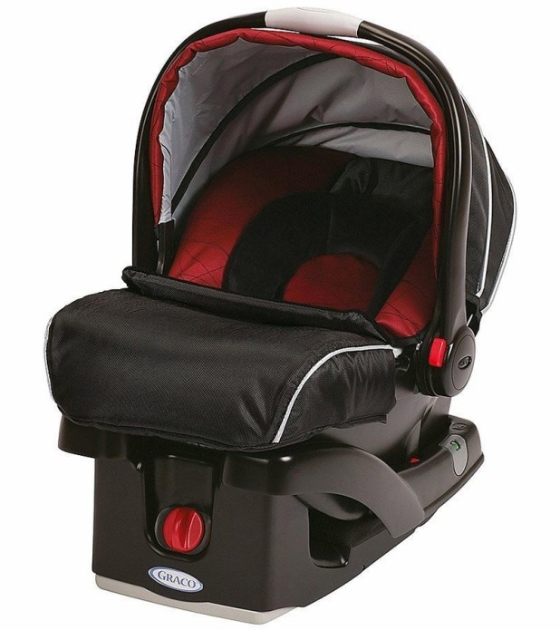 Graco Snugride Click Connect 35 Infant Car Seat Safety