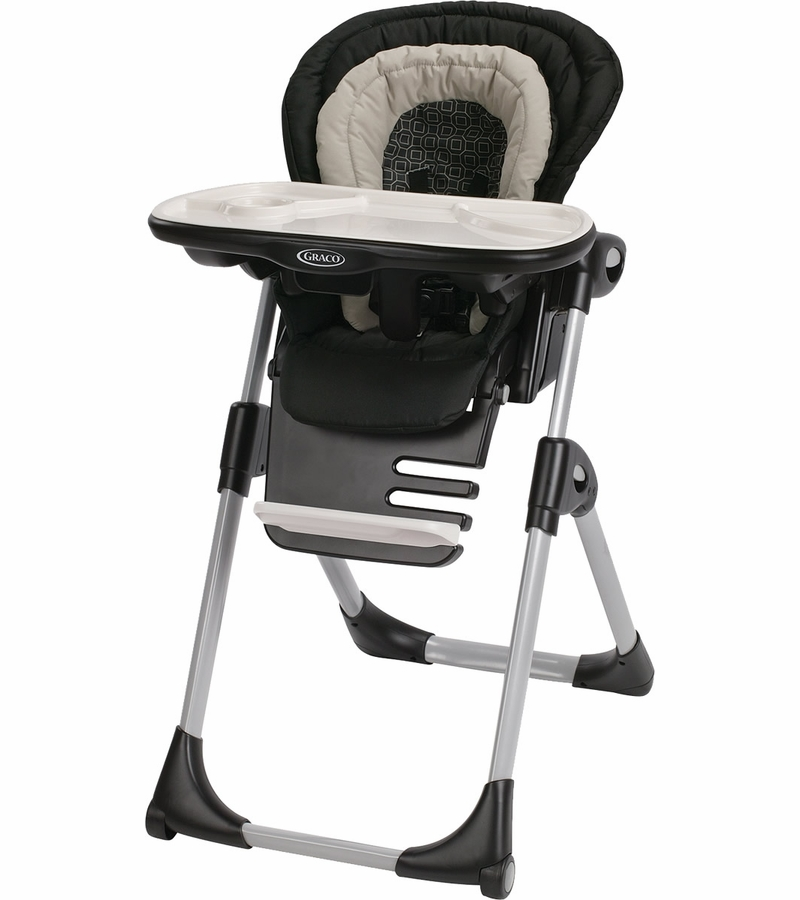 Graco Souffle High Chair  Pierce
