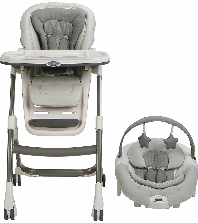 albee baby high chair kitchen table and chairs ikea graco sous chef 5-in-1 seating system - davis