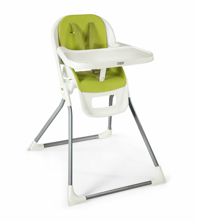 albee baby high chair office arm pads mamas & papas pixi - apple