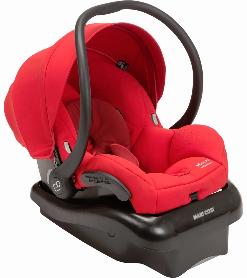 Infant Seat Maxi Cosi Maxi Cosi Mico Ap Infant Car Seat Envious Red