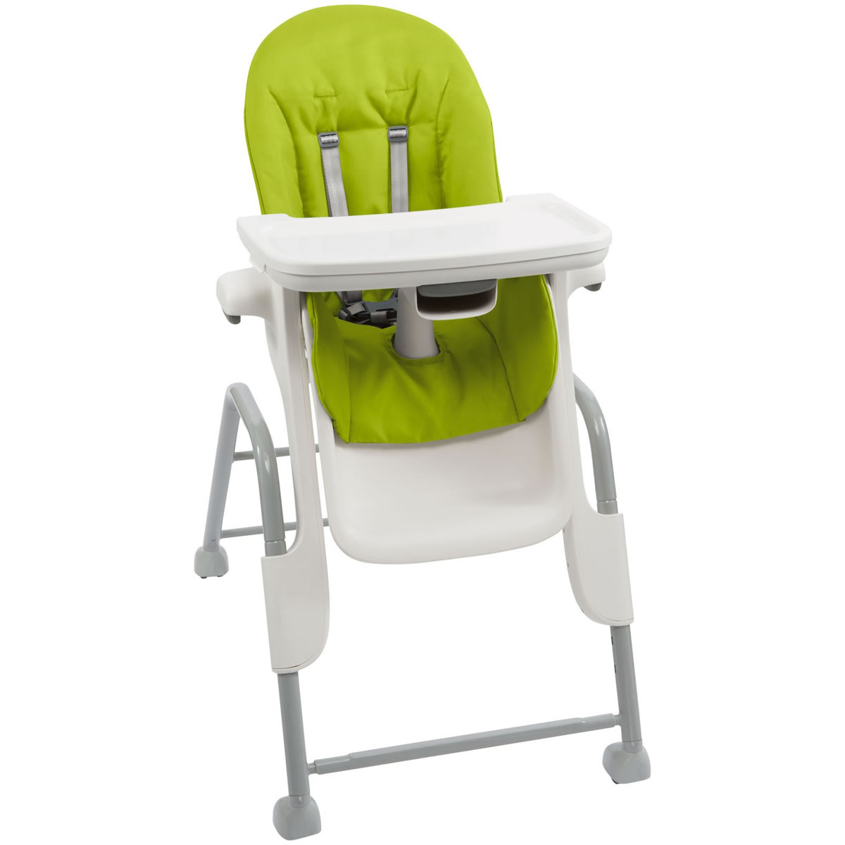 albee baby high chair eames molded fiberglass oxo tot seedling green