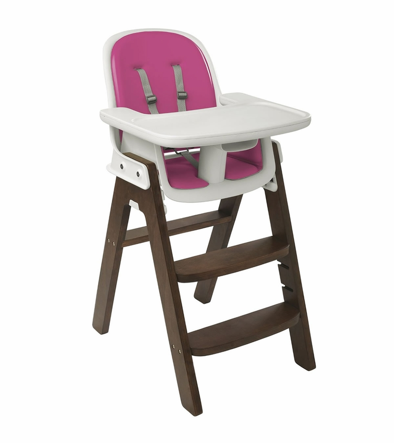 OXO Tot Sprout High Chair  PinkWalnut