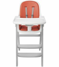 OXO Tot Sprout High Chair - Orange/Gray