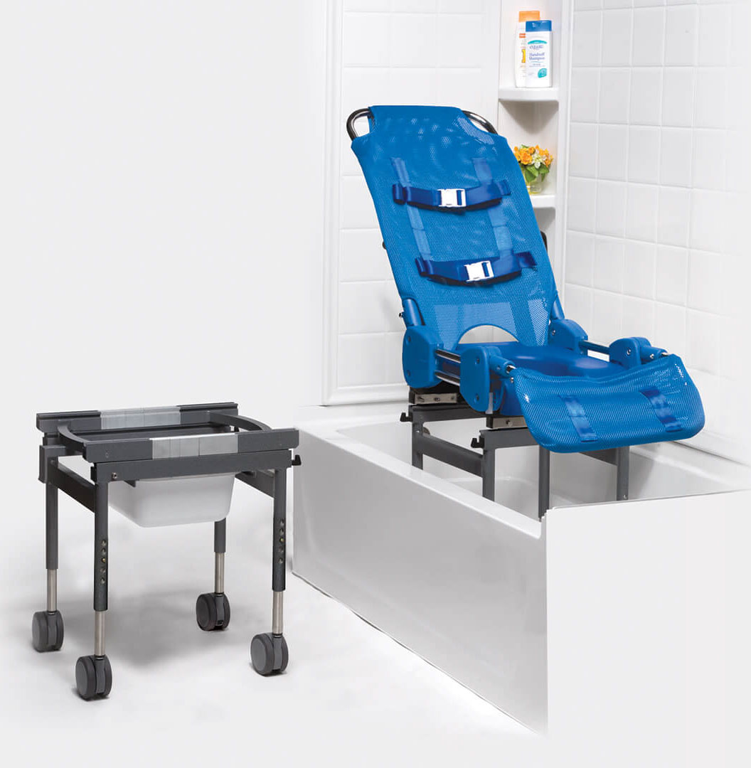 Columbia Medical Ultima Access Bath Transfer With Compact