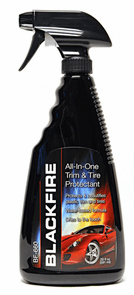 BLACKFIRE All In One Trim Amp Tire Protectant