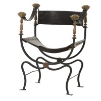 Antique Wrought Iron Chairs | Antique Furniture