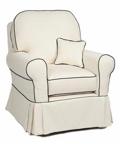 little castle chair and half glider ikea covers dining room upholstered furniture (under new design ownership) - nursery chair, rocker ...
