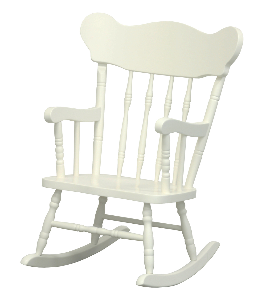 toddler white rocking chair patio covers australia child 39s antico