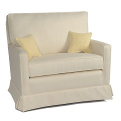 Little Castle Chair And Half Glider Recliner Mesa A Designed With Your Choice Of Fabric
