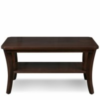 Boa 38''W x 20''H Space Saving Solid Wood Coffee Table ...