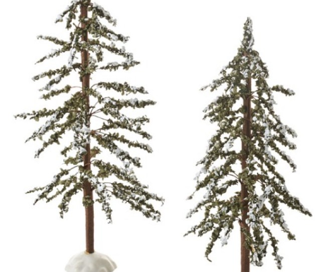 Department  Village Accessory Mountain Pines