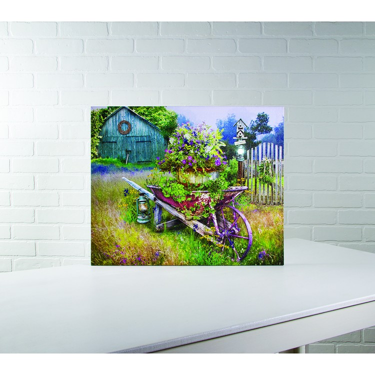 Battery Lighted Canvas Pictures