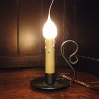 "Window Candle - ""Electric Vintage Candleholder Candle ..."