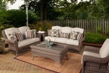 amalfi outdoor patio resin wicker