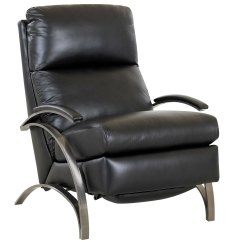Leather Chair Modern Clear Plastic Rung Protectors Contemporary European Recliner W Steel