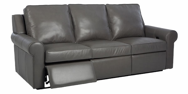 fitted chair covers for cheap sofa massage oversized recliner. trent home delouth leather recliner with latest ...