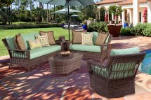 martinique resin wicker patio furniture