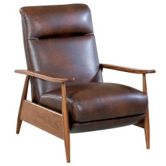 Reclining Chairs Modern Where To Buy Chair Covers In The Philippines A Recliner Take On Mid Century Design Club Furniture