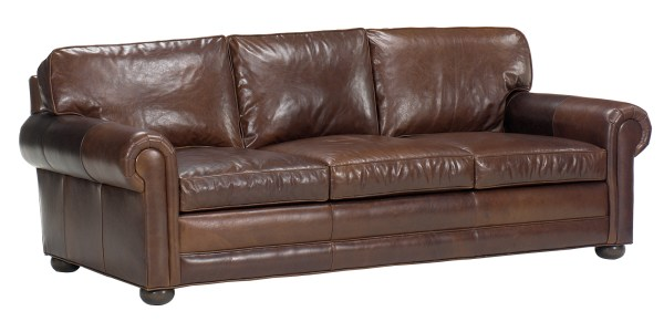 Oversized Large Deep Seated Leather Furniture Club
