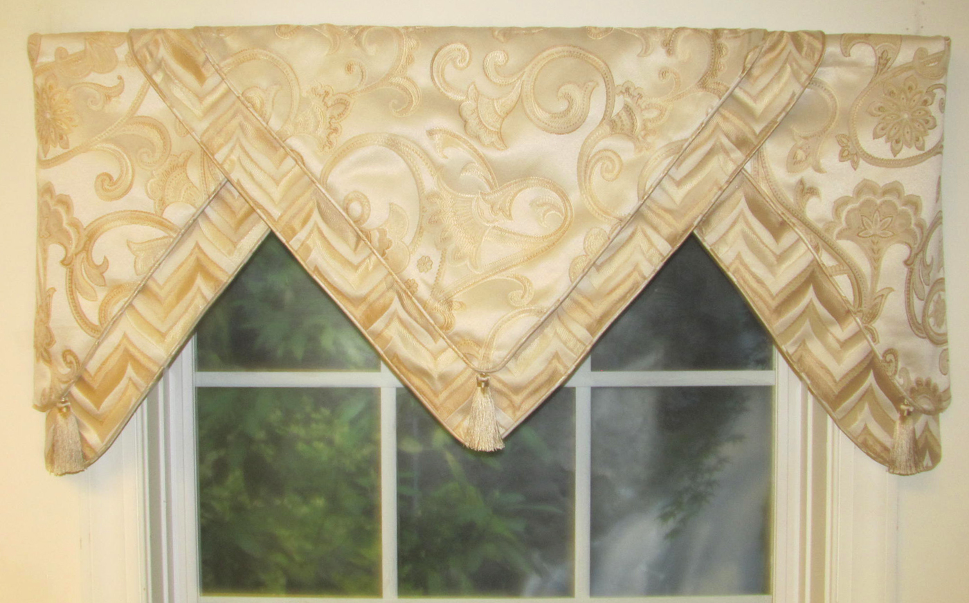 Valances Swags Amp Window Toppers Thecurtainshop
