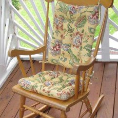 Indoor Outdoor Chair Cushions Wegner Wishbone Original Rocking Cushion Sets And More - Clearance!!