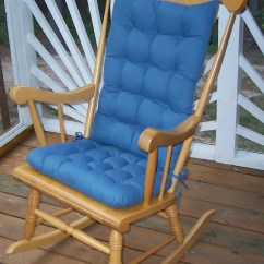 Large Rocking Chair Cushion Sets Wire Mesh Supports And More Clearance