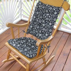 Indoor Rocking Chair Cushion Sets Kohls Anti Gravity 39 99 And More Clearance
