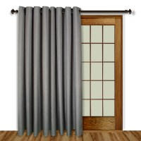 Grommet Top Curtains For Patio Door  Review Home Decor