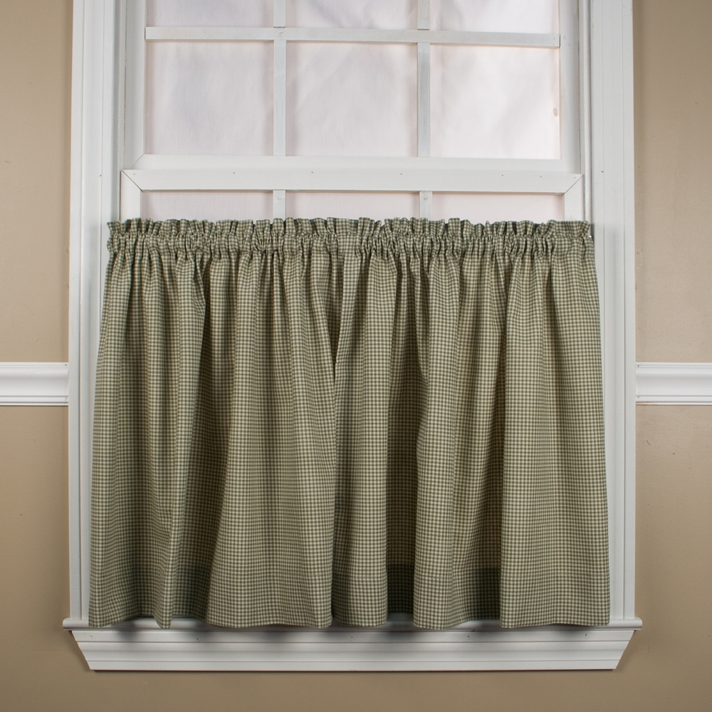 2 Inch Rod Pocket Curtains