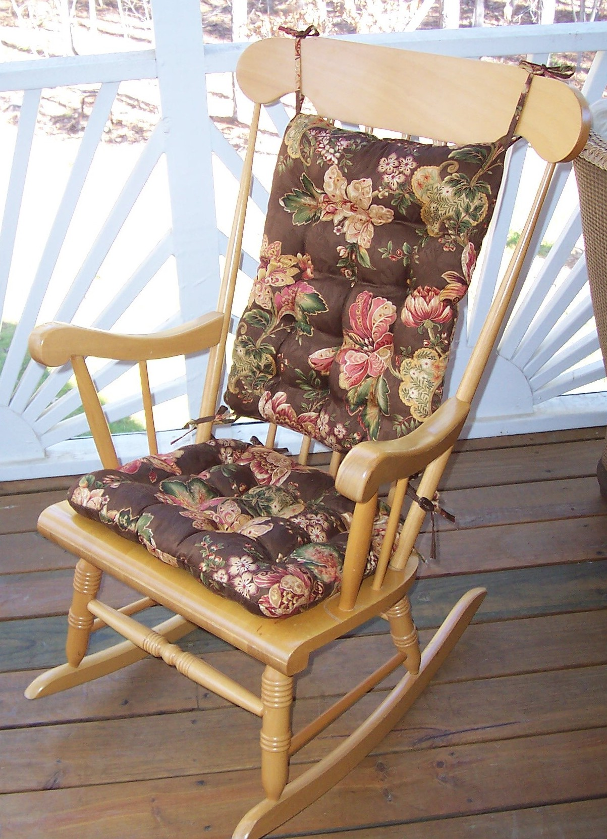 indoor rocking chair cushions bed bath and beyond armchair covers cushion sets more clearance
