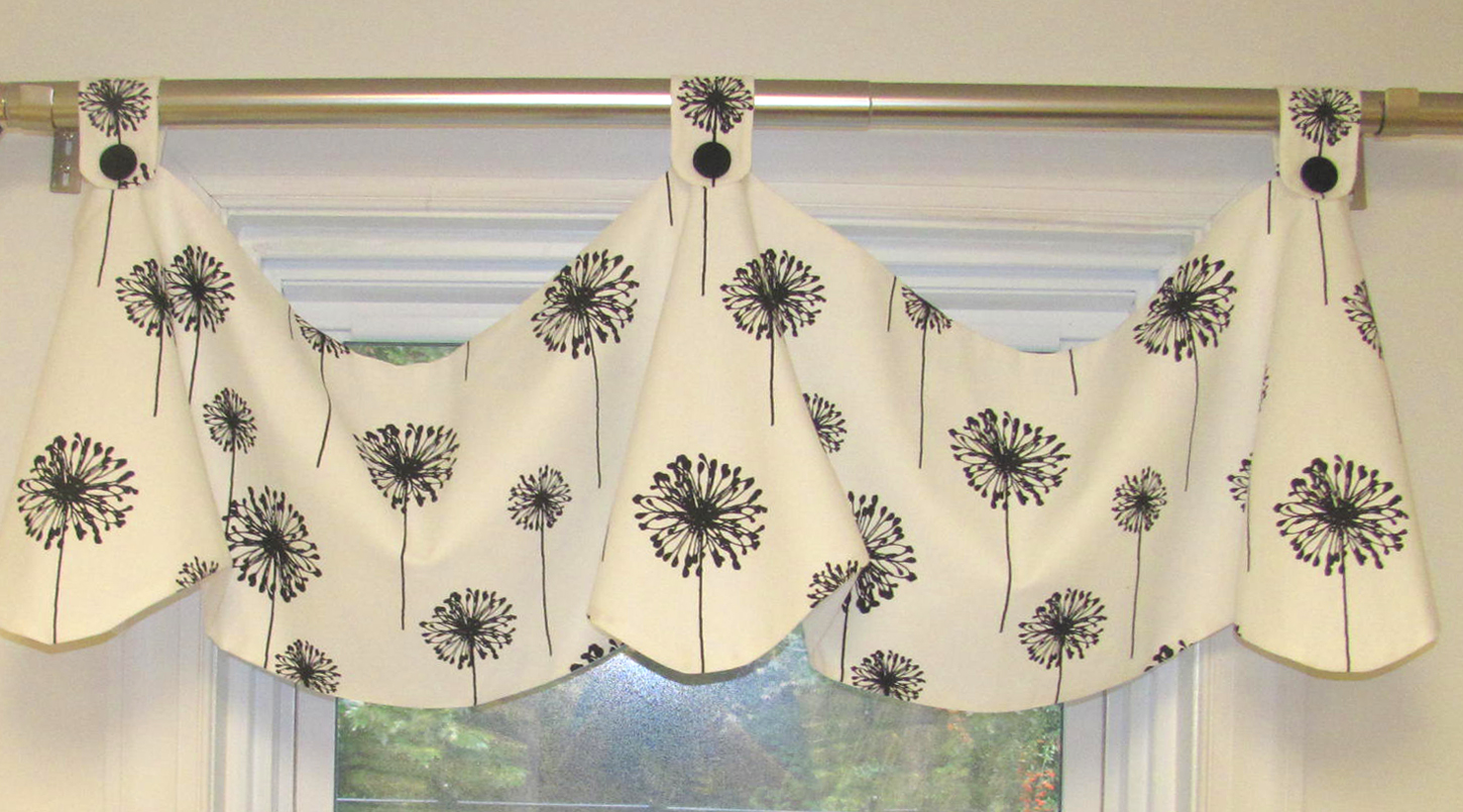 Jcpenney Valances And Swags